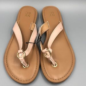 New York and Company Flip Flops
